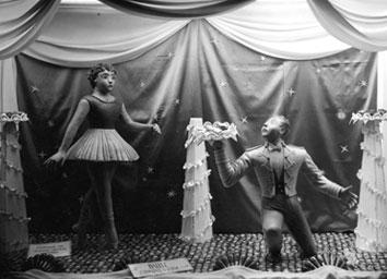 Ballet, Caprichos de Reina